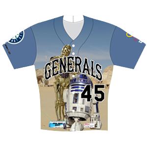 Jackson Generals R2D2