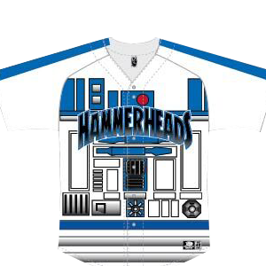 Jupiter HammerHeads R2D2